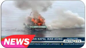 peledakan kapal